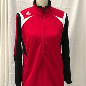 Adidas Training Jacket Clima365 Size M Full Zip